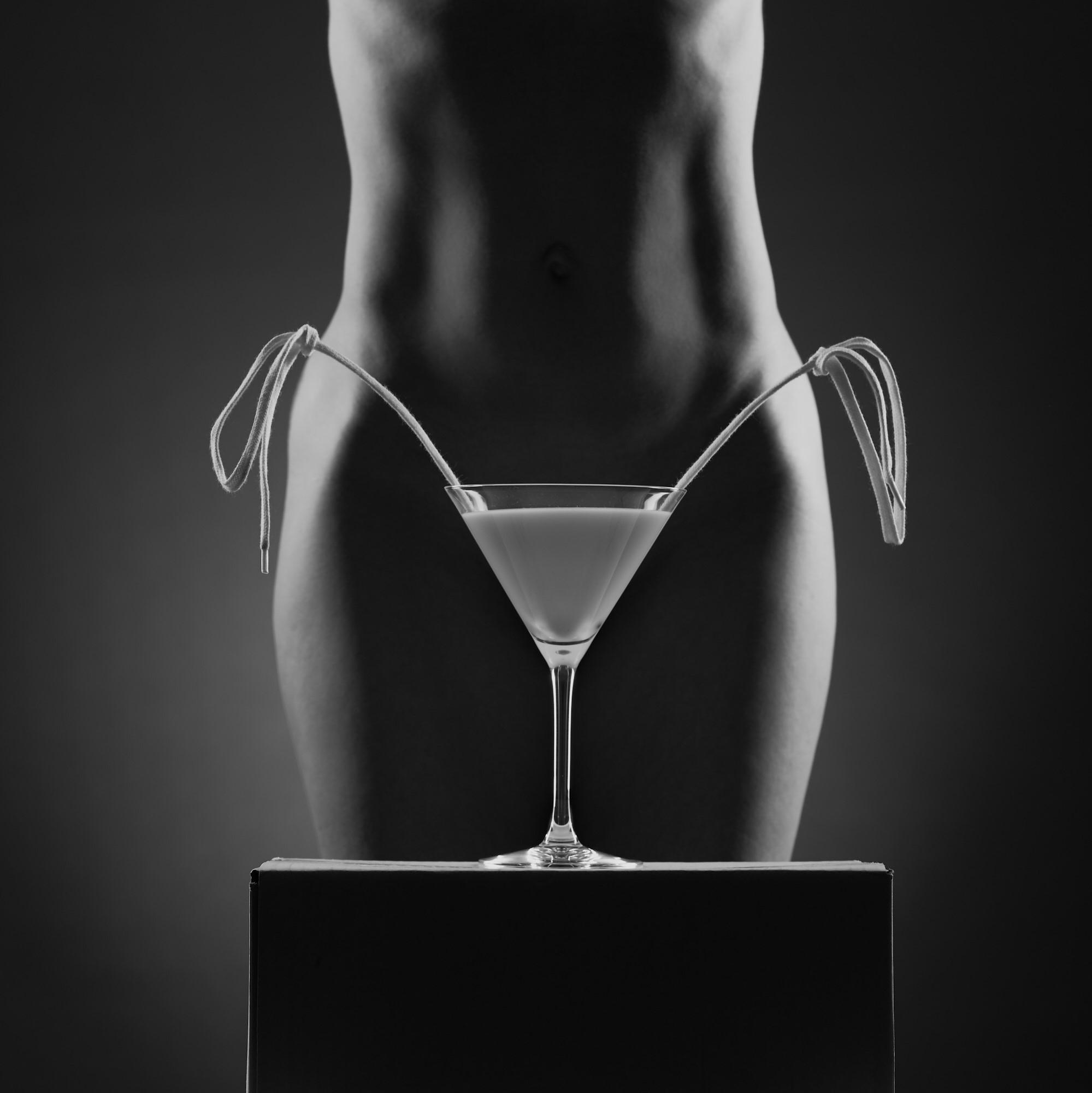 Verre Glass Nude