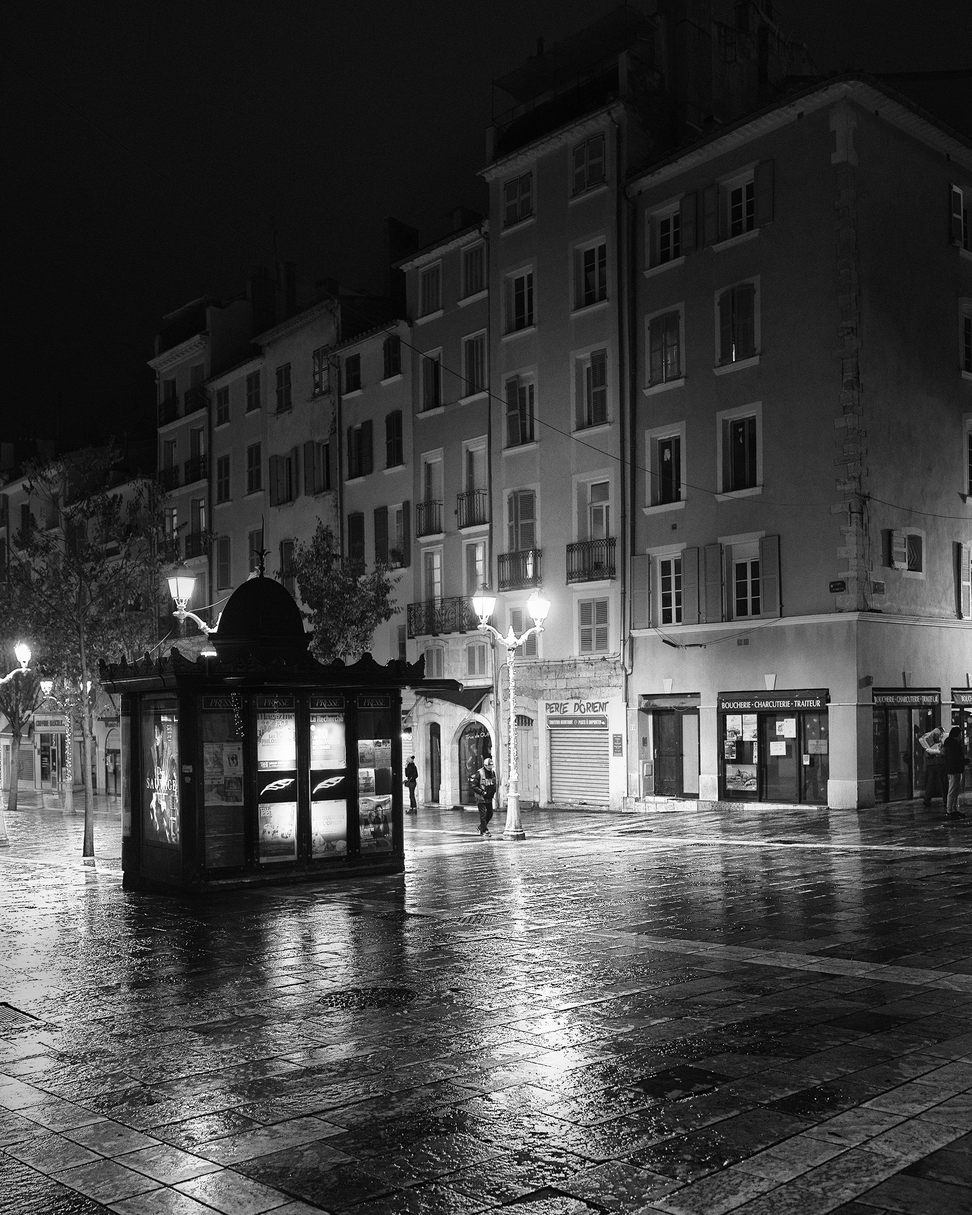 Toulon La Nuit